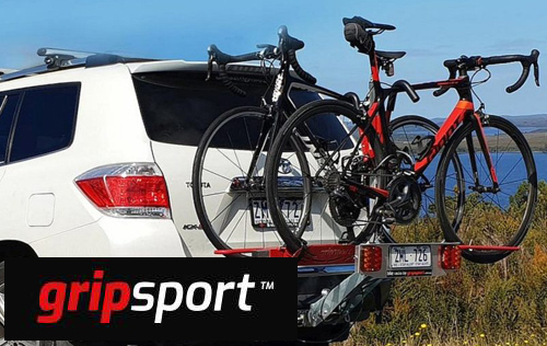 Gripsport bike rack home