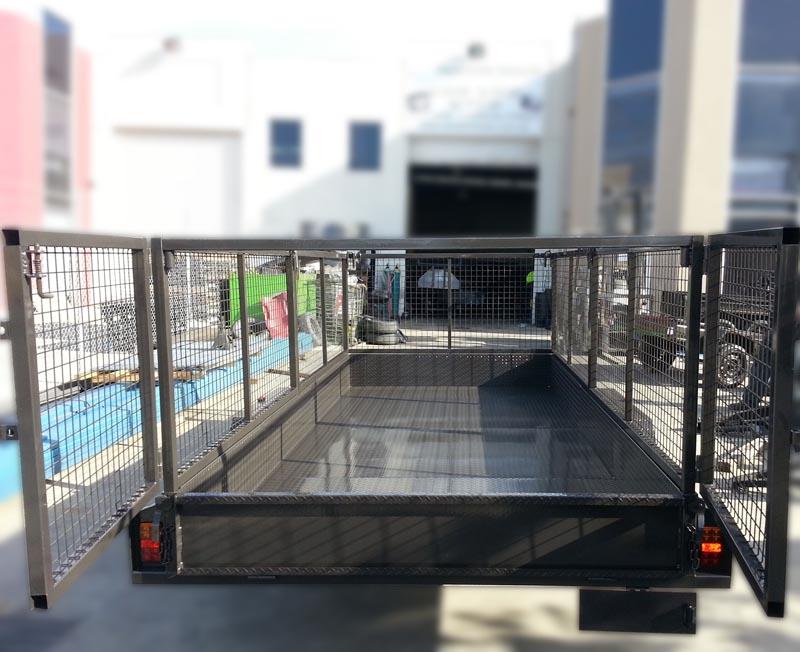 Car Carrier Trailers Murrayfab Engineering Albury Wodonga