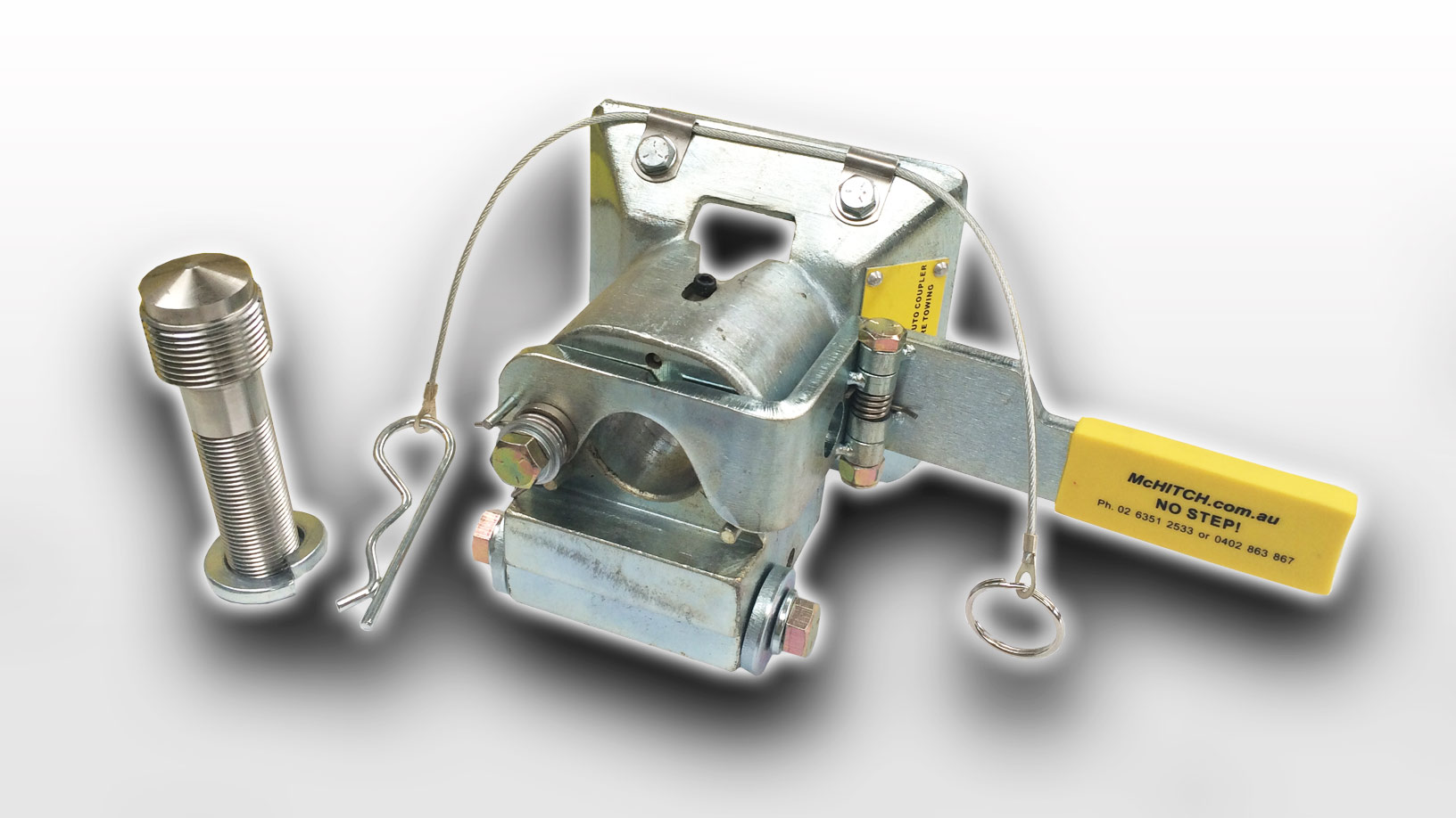 McHitch AUREC Automatic Tow Coupling Receiver