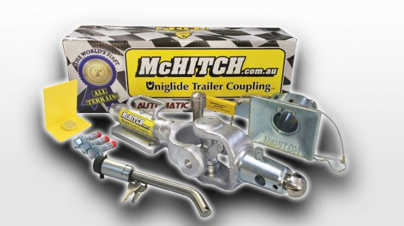McHitch AUBT2 Automatic Uniglide Trailer Coupling